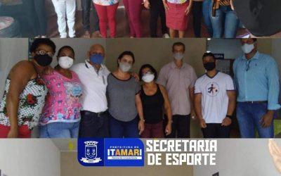 SECRETÁRIA DE ESPORTES – PROJETO: MOVIMEN-ITA